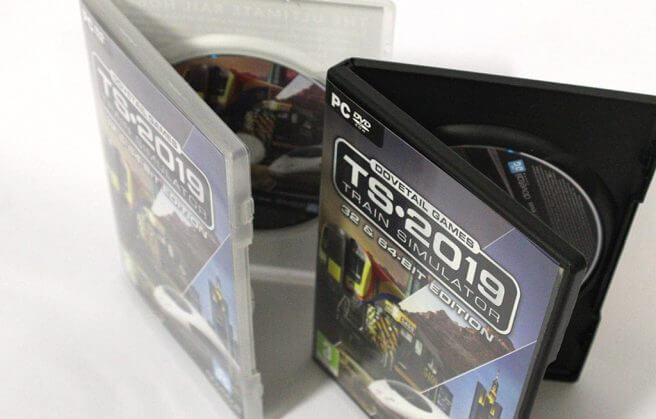 DVD in DVD Case